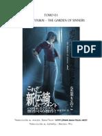 Kara No Kyoukai vol.01 c01 Vista Desde Lo Alto