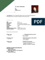 Alona Resume