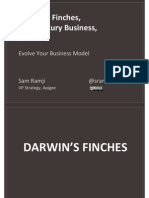 Sam Ramji - Darwin's Finches, 20th Century Business, and API's