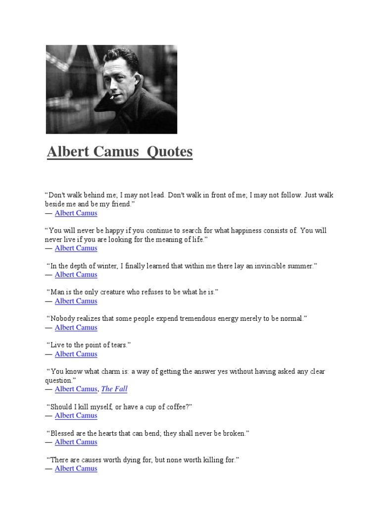 Albert camus quote about unique normal energy different - Albert Camus Quote About Unique Normal Energy Different 22