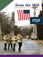 Virginia Theological Seminary Newsletter, April 2012