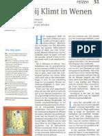 Wenen - Klimt - Parool Reizen - 7 April 2012