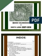 Calendario Maya 2009-2010 V1.5