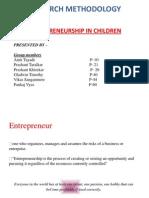 Research Methodology Presentation
