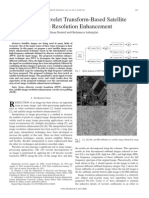 5.Discrete Wavelet Transform-Based Satellite Image Resolution Enhancement