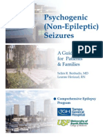 Patient guide to Psychogenic Seizures:Psychogenic Non Epileptic Seizures Brochure