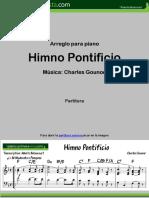 Himno Pontificio
