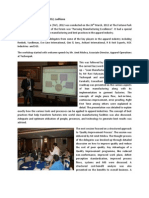 Technopak Apparel Forum Press Release_Ludhiana