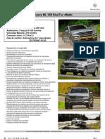 Ficha ML 250 BlueTec (21-02-2012)