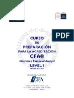 CFA Level I Feb-May 2012