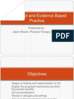 Ultrasound and Evidence Based Practice,May,2011