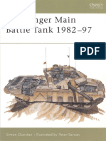 New Vanguard 23 -Challenger Main Battle Tank 1982-97