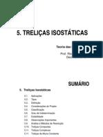 Apostila Treliças Isostaticas I