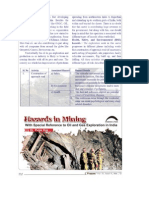 Hazards in oil and gas industry