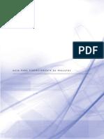 Guia de Financiamento de Projetos (SENAI-DN)