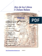 El Libro de Los Libros Chilam Balam