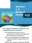 M Business Strategy and Reward Management Section 1.2