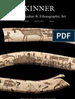 American Indian & Ethnographic Art | Skinner Auction 2596B
