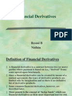 Financial Derivatives (1)
