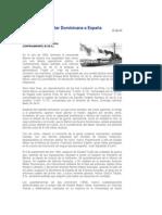 Misión Naval Militar Dominicana a España 1954