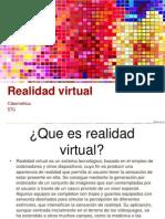 Relidad Virtual