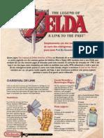 Detonado Legend of Zelda - A Link to the Past (SNes)