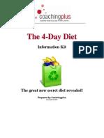 4_Day_Diet