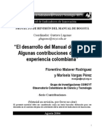 Manual de Bogota