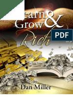 Learn & Grow Rich by Dan Miller
