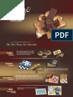 Rage Chocolatier Brochure