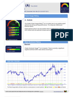 Stock Research Report for A as of 3/26/2012 - Chaikin Power Tools