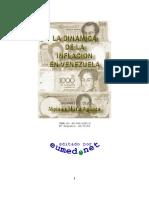 Dianmica de La Inflacion en Venezuela
