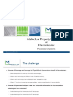 IP Management at IMI