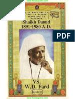 Shaikh Daoud vs W D Fard by Malachi Z York