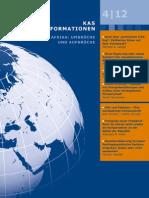 KAS Auslandsinformationen 04/2012