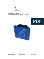 Manual Controlador JR72