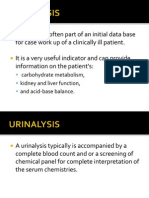 Urinalysis - Fundamentals of Nursing Cli