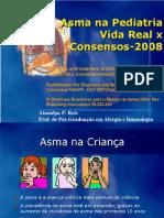 Tratamento Da Asma Em Pediatria-2008