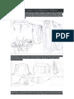 Cómo dibujar ropa y sus pliegues