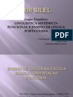 XIII SILEL UFU - VERSÃO FINAL