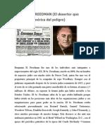 Benjamin Freedman - El Desertor Que Advierte a America Del Peligro