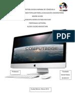 Arquitectura- Daniel Dubuc Seccion 8 Informatica Trimestre 1