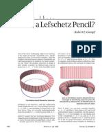 Lefs Chet z Pencil