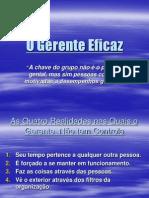Jefficaz__Gerente Eficaz - Drucker - Portugues Brasil