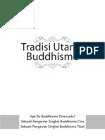 Tradisi Utama Buddhisme