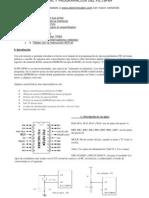 TUTORIAL Y PROGRAMACIÓN DEL PIC16F84