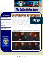 The Dallas Police News April edition