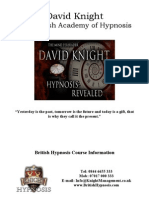 British Hypnosis Courses