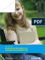 Children Disability Rights