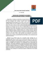ANÁLISIS DEL CRECIMIENTO ECONÓMICO DE MARX Y SCHUMPETER